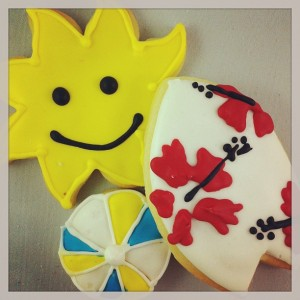 sunny cookies