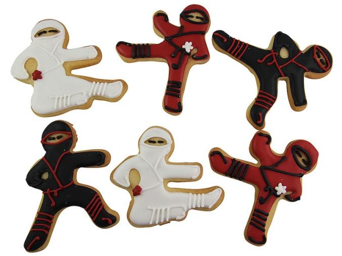Kung-Fu Cookies!