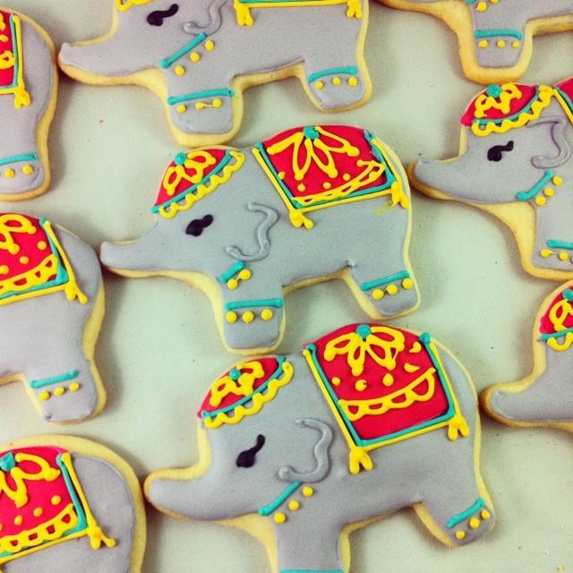 Bollywood Cookies!